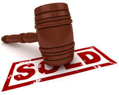 Purchaser pre-auction reports – shared